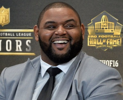 How rich is Orlando Pace?