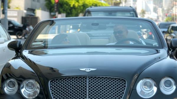 Tony Parker car