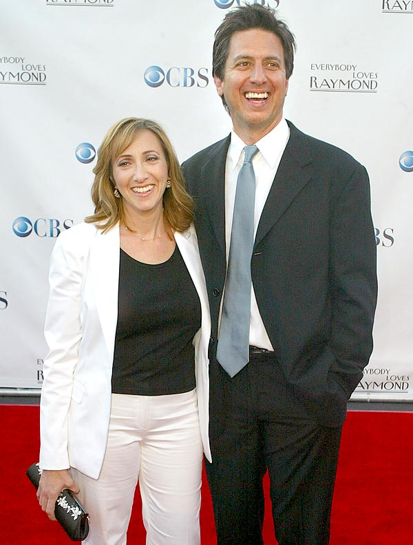 Ray Romano and his wife Anne