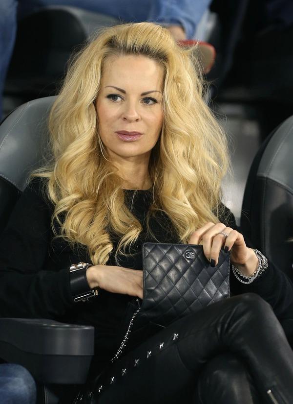 Chic Zlatan Ibrahimovic wife Helena Seger