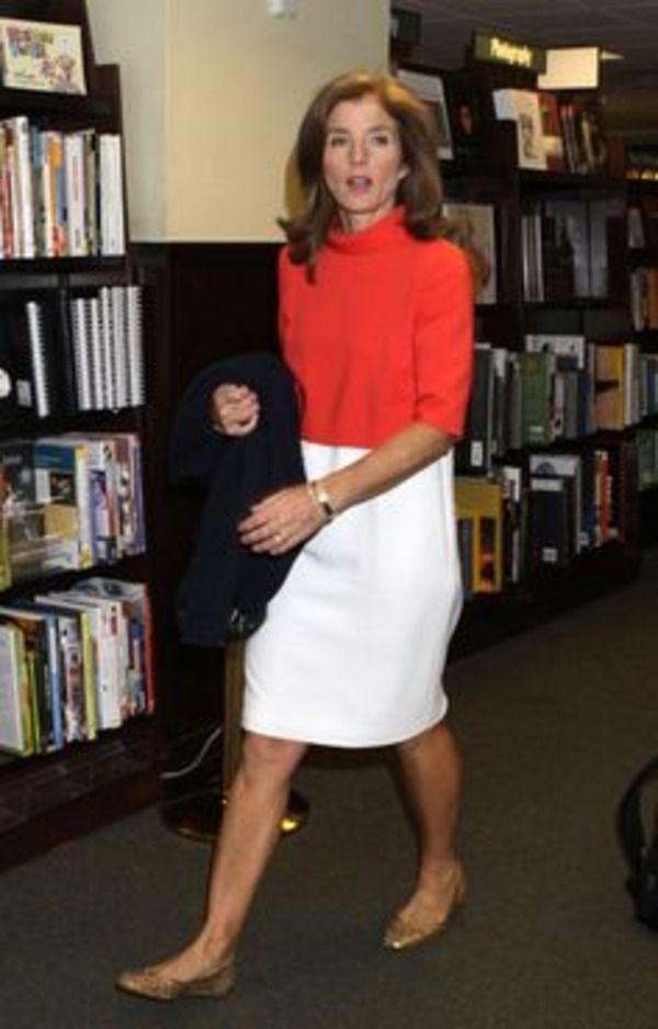 How much is Caroline Kennedy worth?