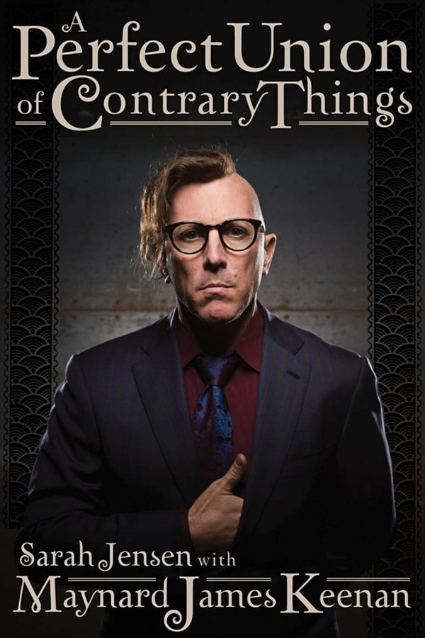 Maynard James Keenan book