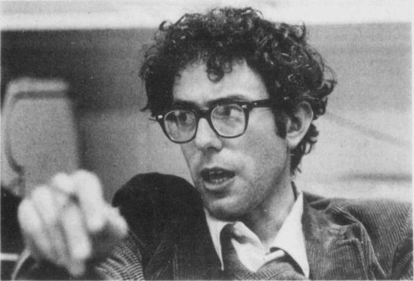 Bernie Sanders young