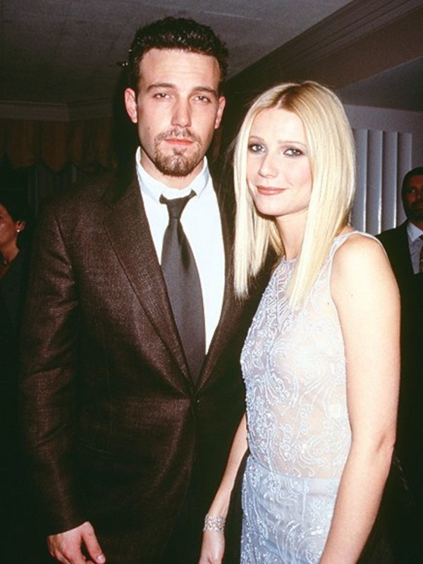 Ben Affleck and his ex-love Gwyneth Paltrow