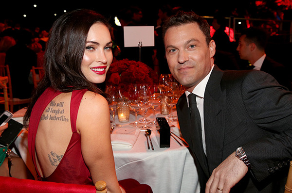 Megan Fox and Brian Green divorce rumors
