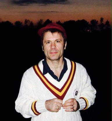 Bruce Dickinson biography