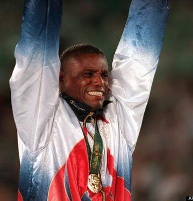 Carl Lewis biography