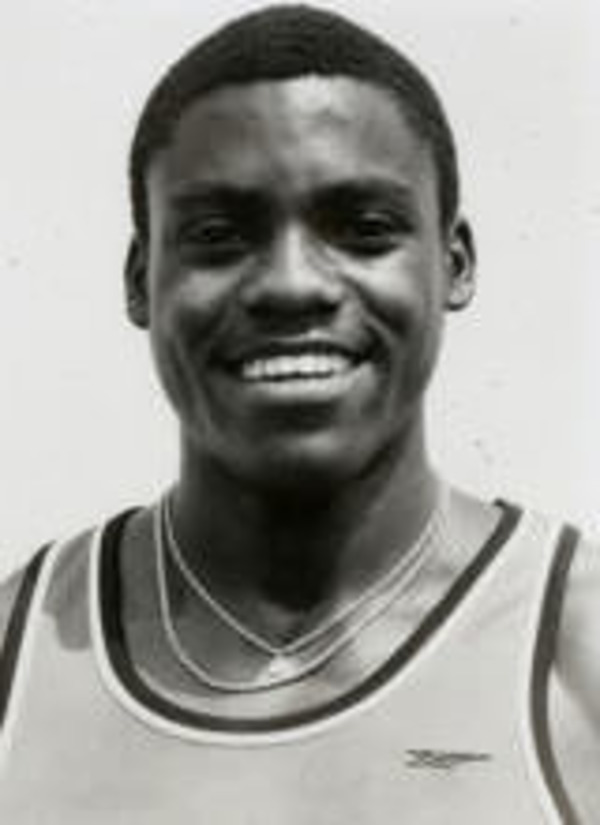 Carl Lewis young