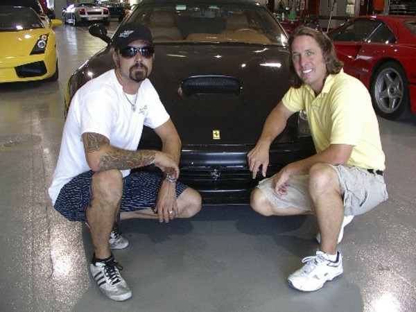 Dennis Collins and Richard Rawlings