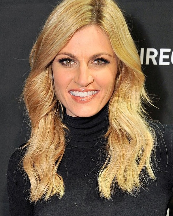 How rich is Erin Andrews?