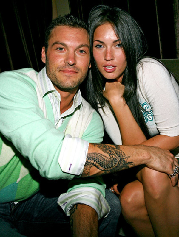 Megan Fox husband Brian Austin Green