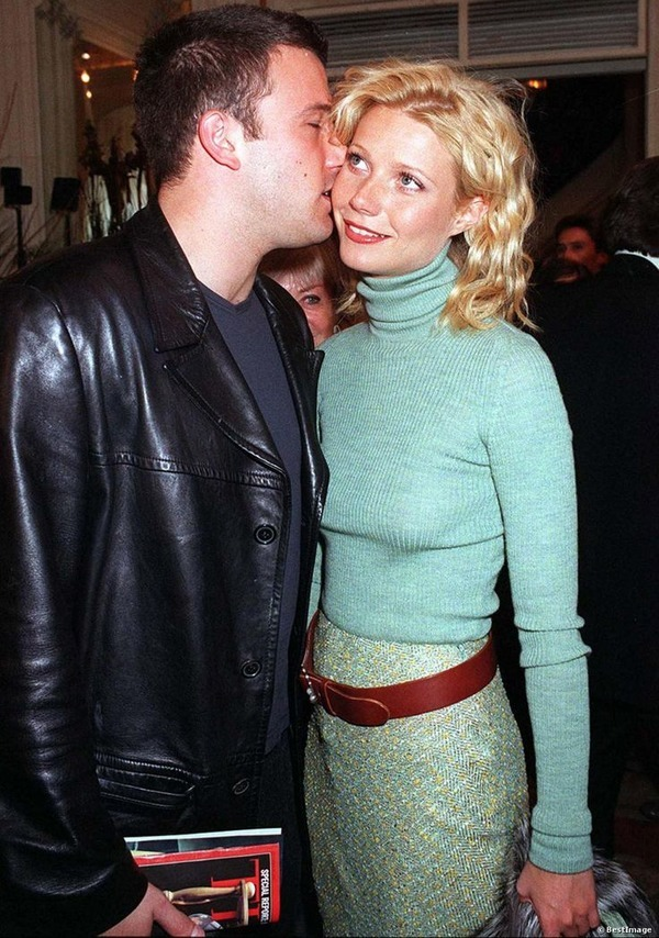 Ben Affleck and his ex-love Gwyneth Paltrow