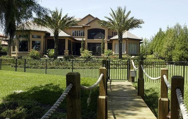 Jason Williams house