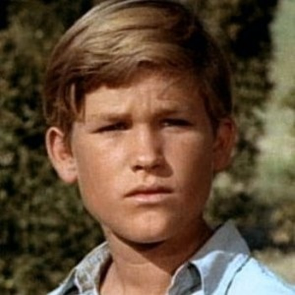 Kurt Russell as a child star
