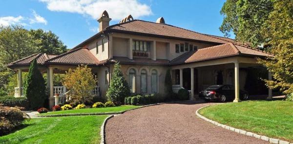 Michael Bolton house