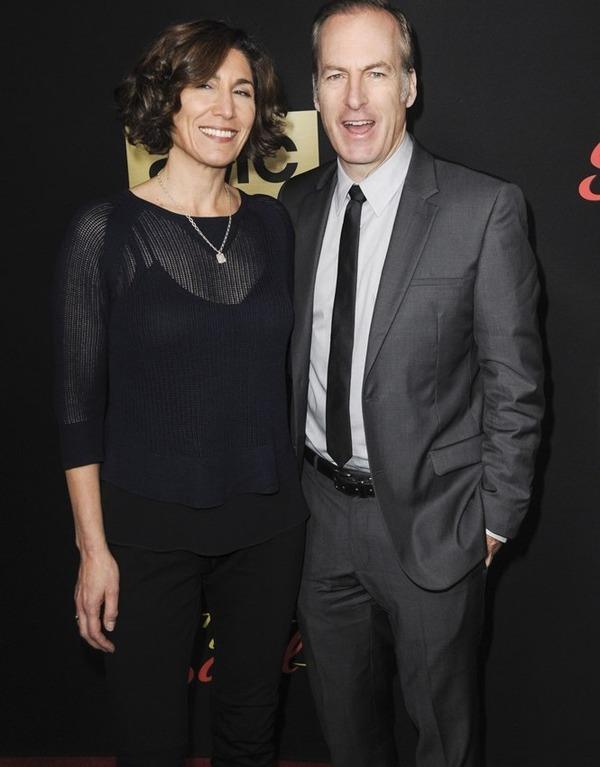 Bob and Naomi Odenkirk