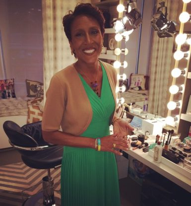 Robin Roberts biography