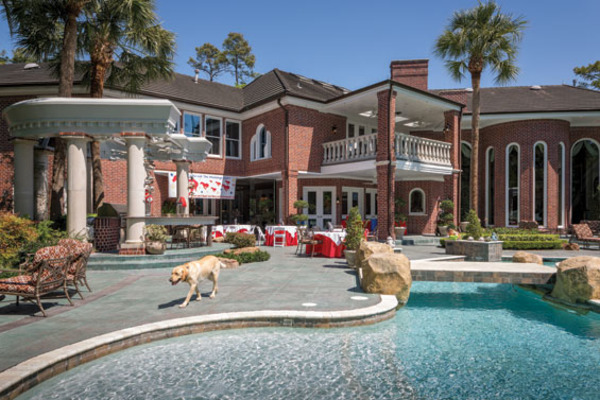Roger Clemens house