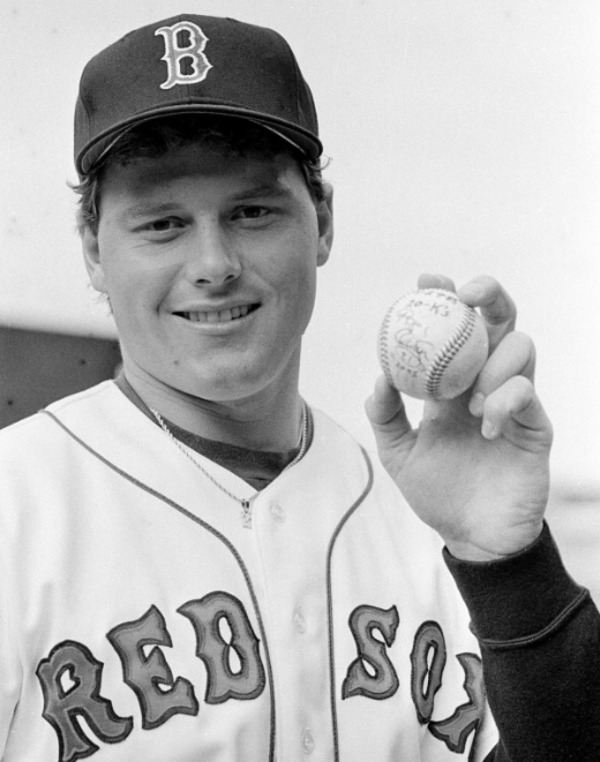 Roger Clemens young