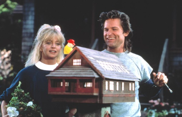 Kurt Russell and Goldie Hawn in Overboard