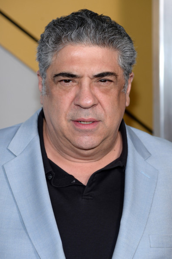 How rich is Vincent Pastore?