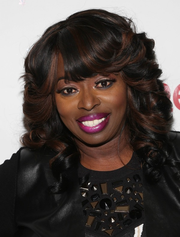 How rich is Angie Stone?