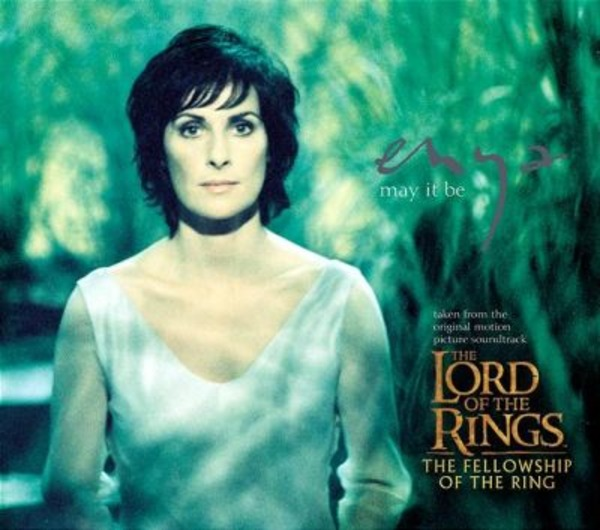 "Enya Lord of the Rings track ""May It Be"""