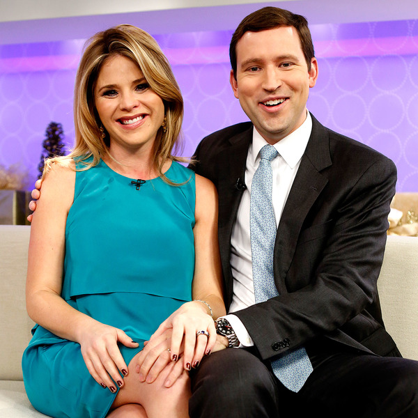 Jenna Bush and her husband Henry Hager