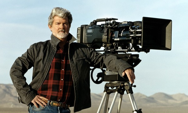 George Lucas as one of richest Hollywood film directors