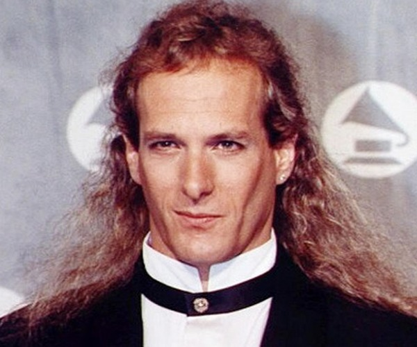 Michael Bolton young