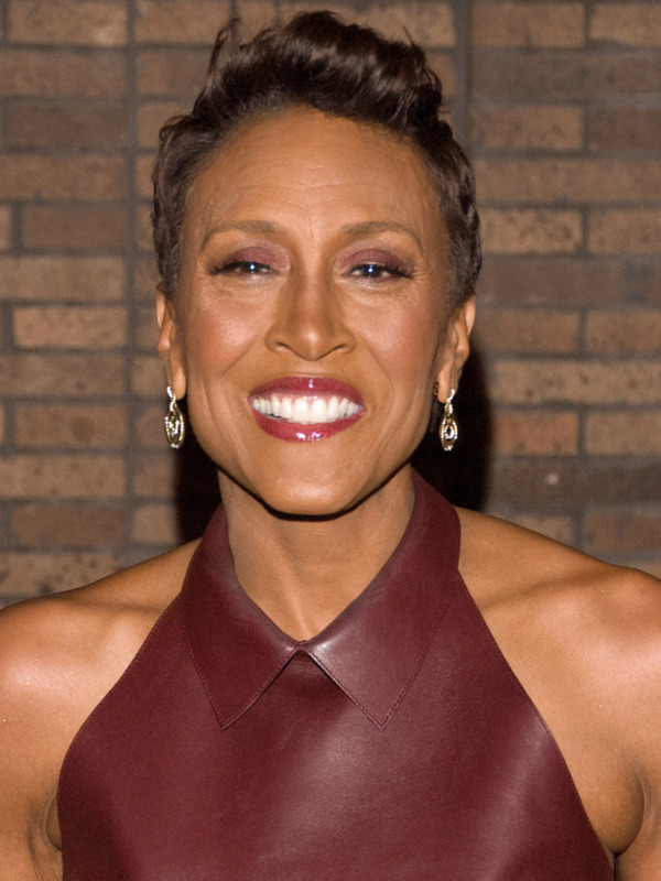 How rich is Robin Roberts?