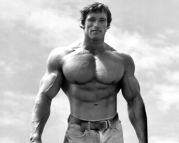 Arnold Schwarzenegger wanted to come to USA since he was 10