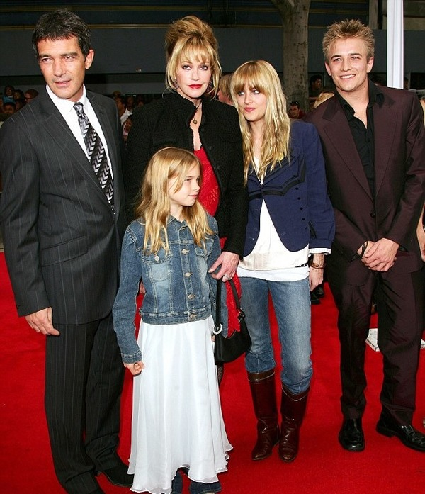 Antonio Banderas and Melanie Griffith Kids: Young and Forward-Looking
