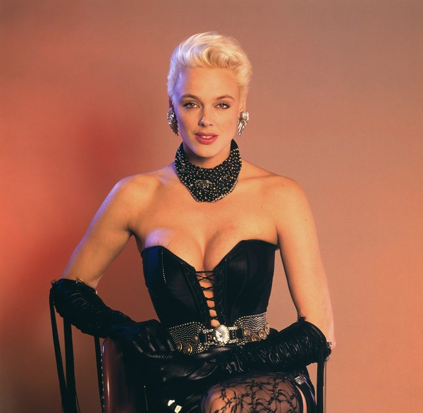 Hot Brigitte Nielsen