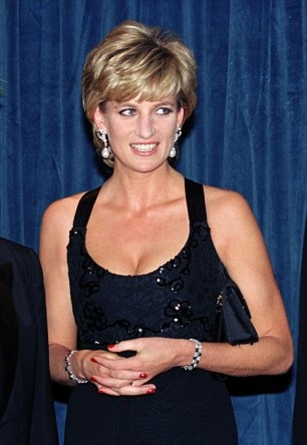 Donald Trump was in love with Lady Di, but she rejected him!