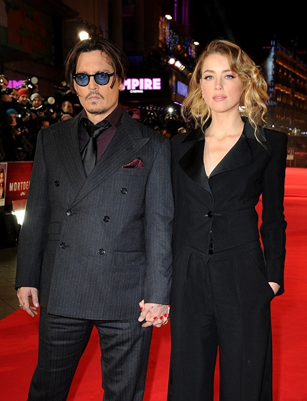 Johnny Depp and Amber Heard married life was hard