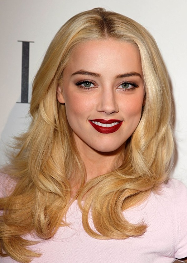 Amber Heard - a woman, who ruined Johnny Depp and Vanessa Paradis marriage