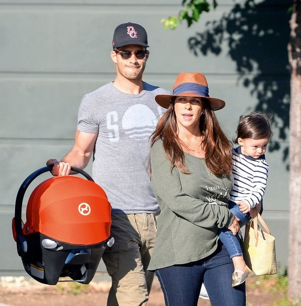 Jennifer Love Hewitt kids and husband Brian Hallisay