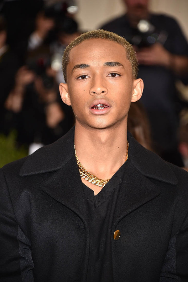 Jaden Smith follows his father's path