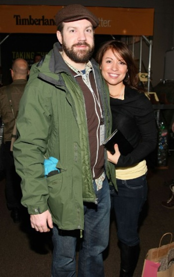 Jason Sudeikis and his first wife Kay Cannon