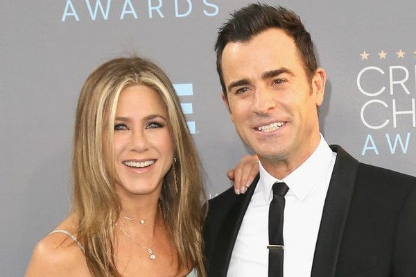 Justin Theroux and Jennifer Aniston loved each other at the first sight