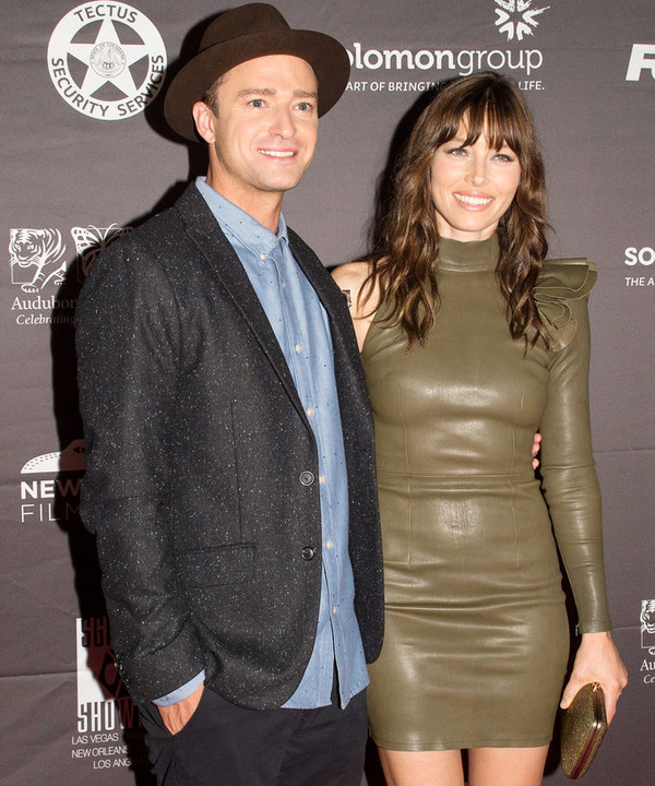 Justin Timberlake and Jessica Biel met in 2007
