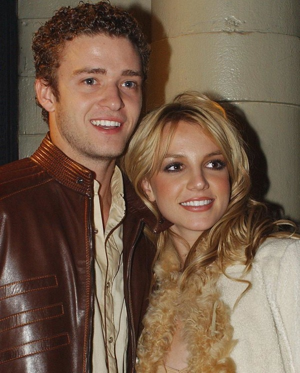 Justin Timberlake and his first love Britney Spears