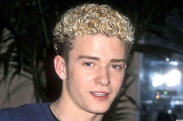 Justin Timberlake young