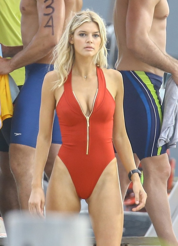 Kelly Rohrbach in Baywatch