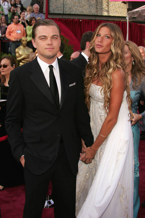 Leonardo Dicaprio and Gisele Bundchen had on-and-off relationship