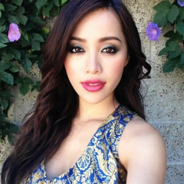 Michelle Phan as self-made star