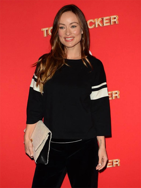 Olivia Wilde got married for the first time at the age of 19