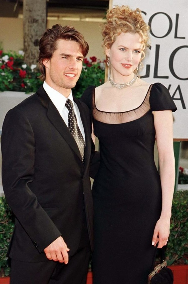 Tom Cruise and Nicole Kidman used to be so happy!