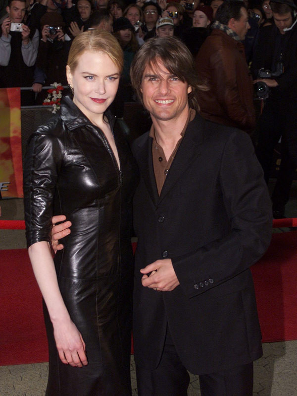 "Nicole Kidman suffered from being ""just Tom Cruise wife"""